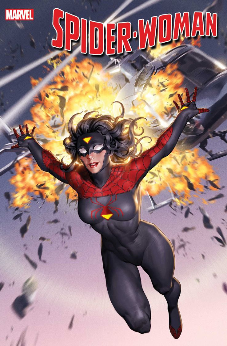 Spider-Woman Gets a Surprise Costume Redesign Ahead of New Series Launch