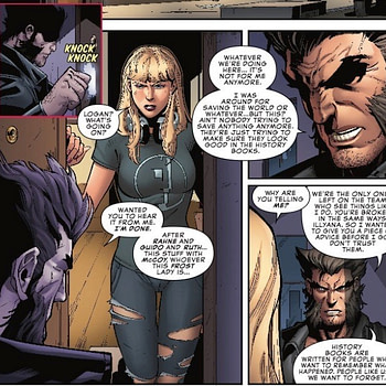 The Thing Wolverine Does Best Is... Quit?! Uncanny X-Men #18 Preview