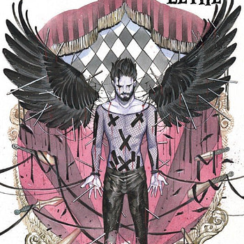 The Crow: Lethe #1 Goes to Second Printing Before Publication