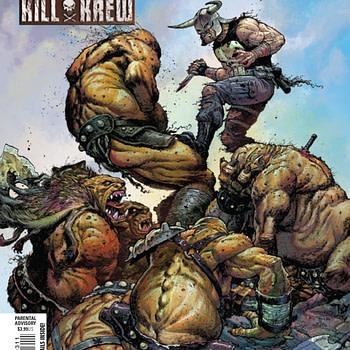 Punisher Kill Krew #3 [Preview]