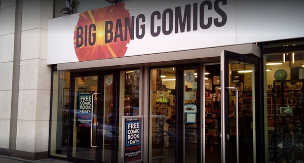 Morgan Perry of Boom Studios, Helping You Find Comic Shops With Delivery & Curbside Pickup
