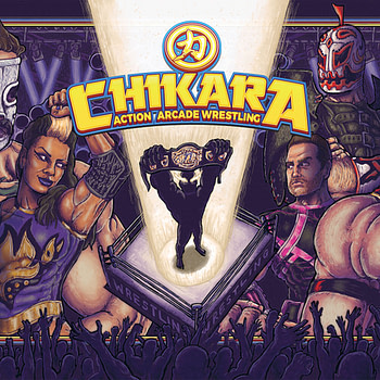 """CHIKARA: Action Arcade Wrestling"" Announces October Launch Date"
