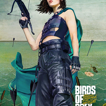 "7 Character Posters for ""Birds of Prey"" Highlights the Core Cast"
