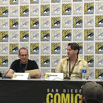 Ahoy Comics: Conversation with Mark Russell
