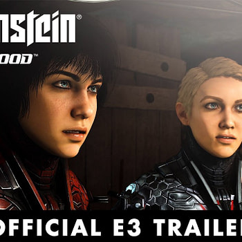 "Bethesda Announces New Co-op ""Wolfenstein: Youngblood"" – Killing Nazis With Friends"