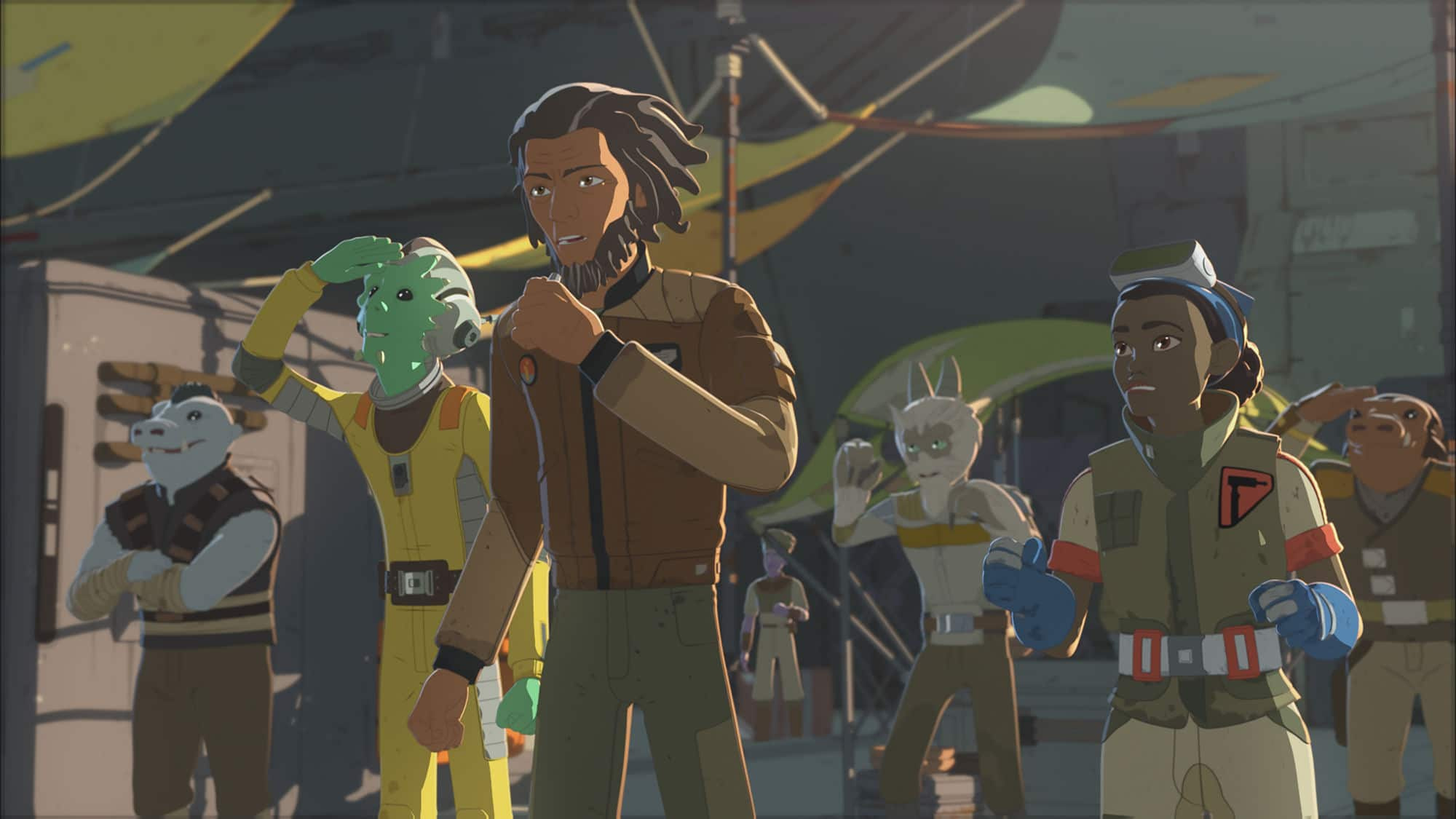 star wars resistance review