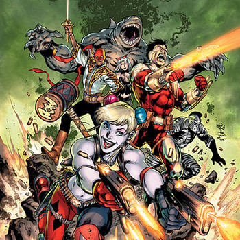 OfTom Taylor and Bruno Redondo Relaunch Suicide Squad in December