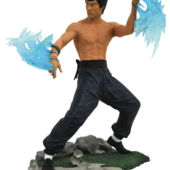 Diamond Select Toys Bruce Lee Gallery Statue