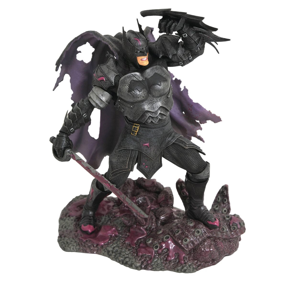 Batman and More Get DC Gallery Statues from Diamond Toys Select