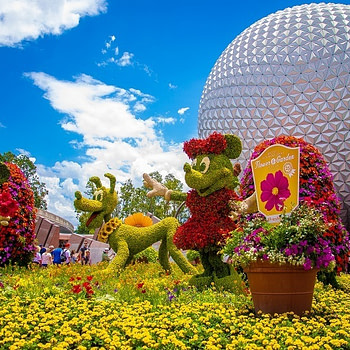 disney epcot may 2018