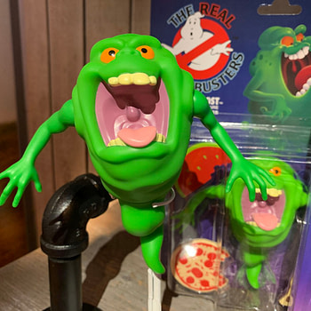 Hasbro New York Toy Fair 2020 - Ghostbuster Booth