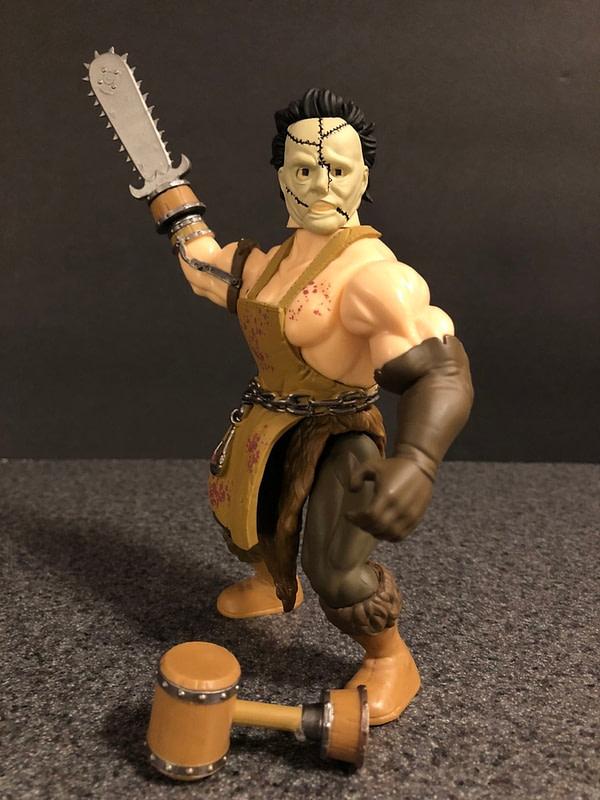 Funko Savage World Horror Figures 7