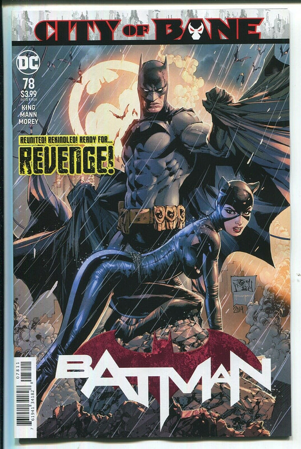 Batarang Therapy - Spoilers For Batman #77 and Event Leviathan #4