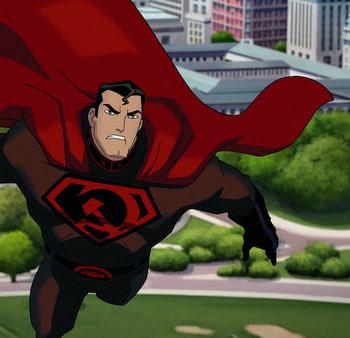 CDC Comics Cancels Superman: Red Son New York Premiere
