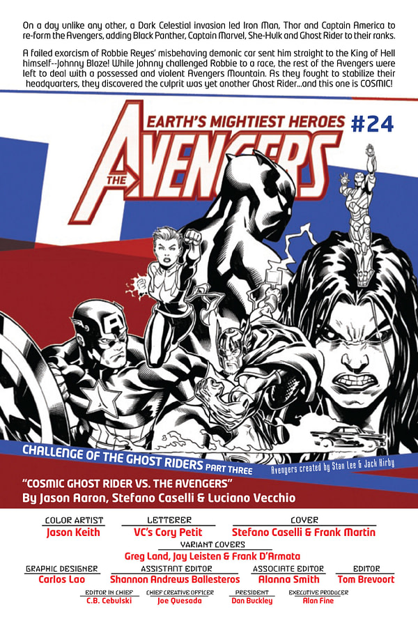 Avengers #24 [Preview]