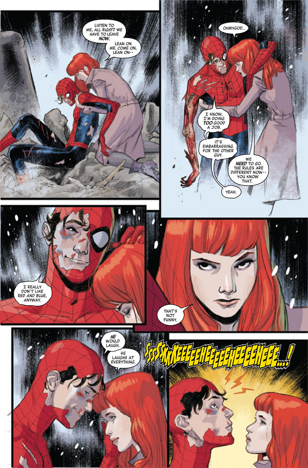 Spider-Man #1 [Preview]