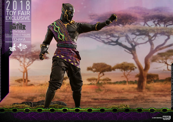Hot Toys T'Chaka Black Panther 17