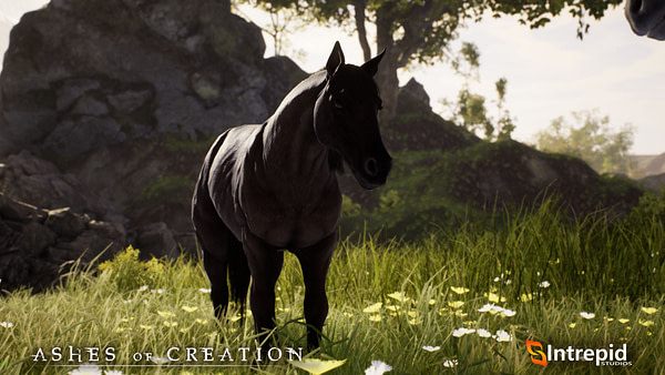 """""""Ashes Of Creation"""" Shows Off A Developer Video Of A"""
