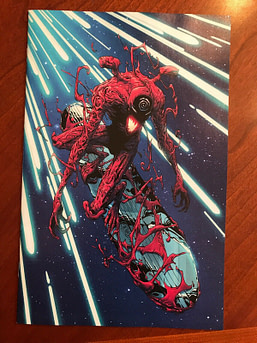 Silver Surfer: Black #2 SDCC Exclusive Sells For $1580 on eBay