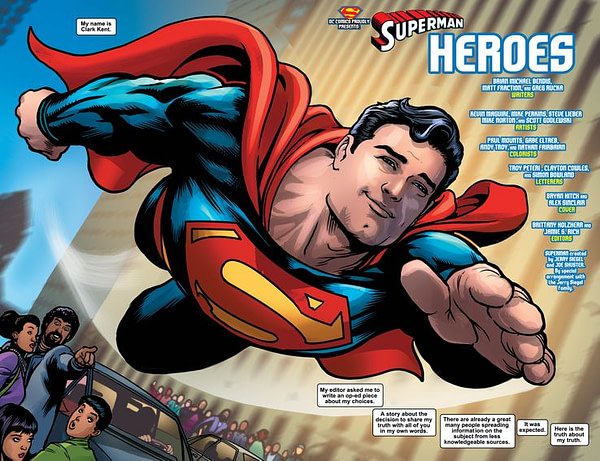 Superman: Heroes #1 [Preview]