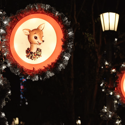 Holiday Decorations Hollywood Studios