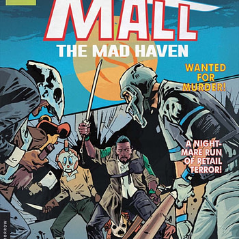 Michael Moreci, Gary Dauberman, and Zak Hartong Launch The Mall at Vault Comics