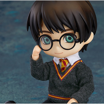 Harry Potter Casts a Spell with New Nendoroid Doll Figure