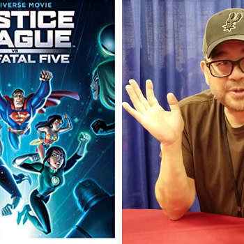 "'Justice League Vs The Fatal Five' Interview: Director Sam Liu Talks ""Fun"" New Outing [VIDEO]"
