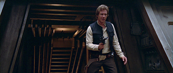 Star Wars Han Solo Return of the Jedi
