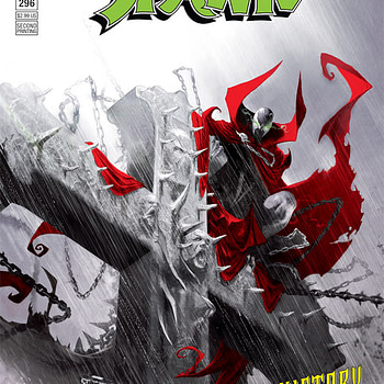 Image Continues to Defy Reboot Wisdom With Second Printing for Spawn #296