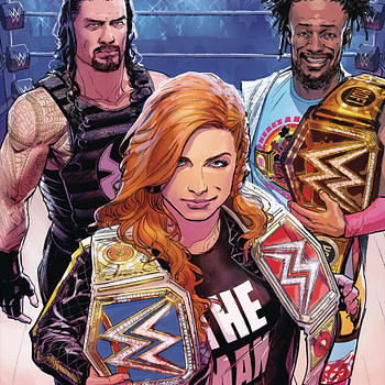Will BOOM!'s WWE Smackdown #1 Comic Spoil Fox's Friday Night Smackdown Debut? [Preview]
