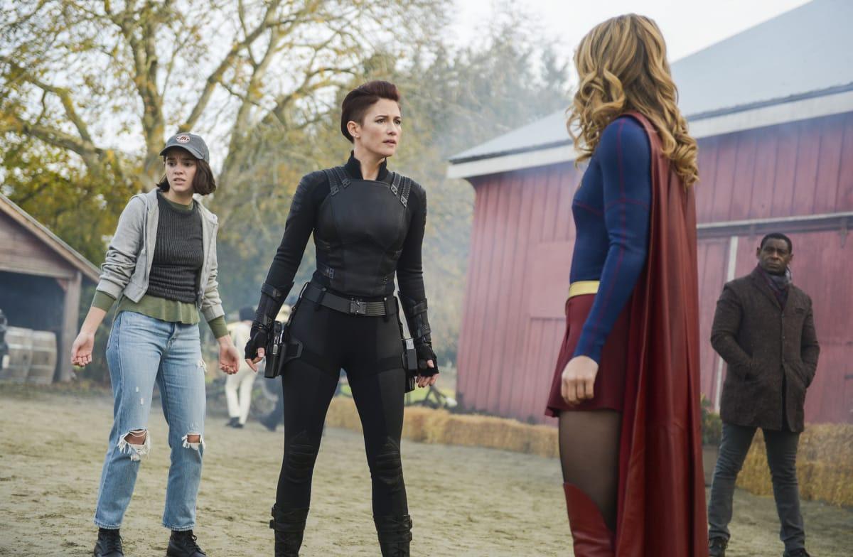 supergirl s4e11 memory recap
