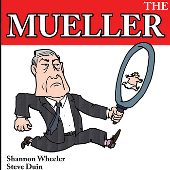 IDW to Publish the Mueller Report as a Graphic Novel