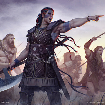 """Saskia the Unyielding"" Deck Tech - ""Magic: The Gathering"""