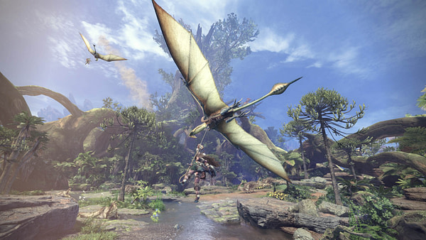 """""""Monster Hunter World Official Complete Works"""" Is Heading Westward In 2020"""