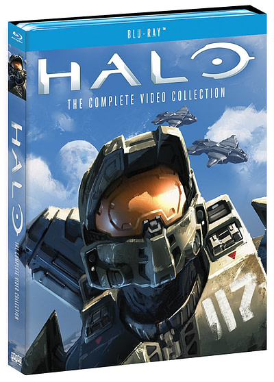 Halo complete video collection