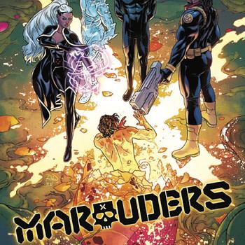 Marauders #3 [Preview]