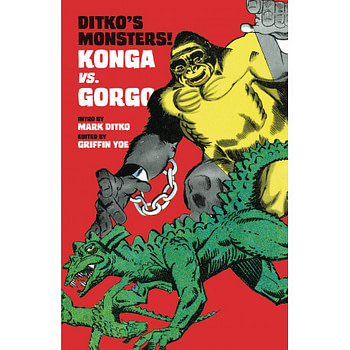 Ditko Monsters Holds Up As An Entertaining Compilation Of the Classics