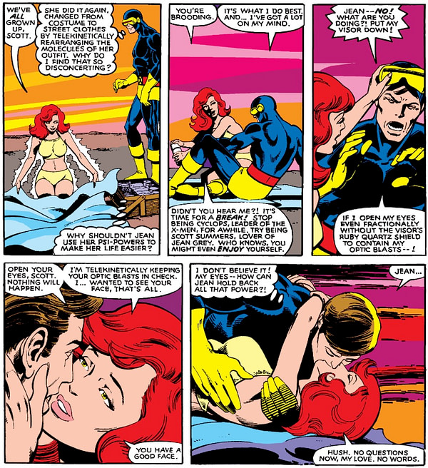 Kissing and Killing in the Uncanny X-Men Finale (Spoilers)