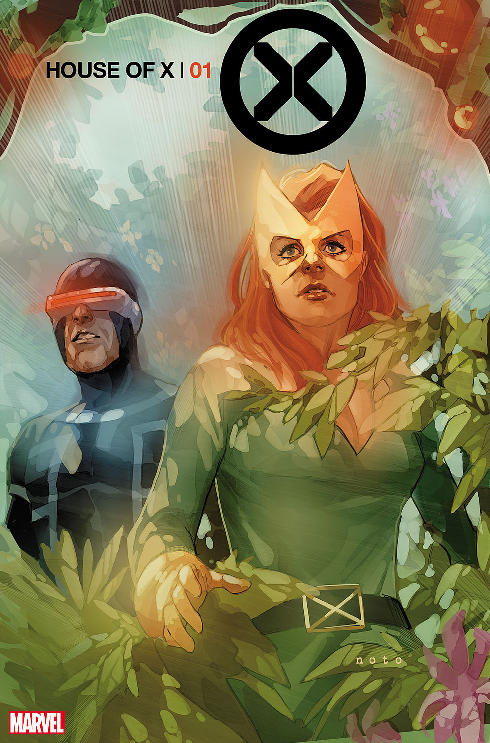 Marvel Unveils 7 New Variants for House of X #1 and Powers of X #1