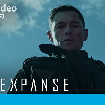 """The Expanse"": Amazon Studios Releases Teaser Trailer and 5-Minute Clip for Season 4 By Adi Tantimedh"