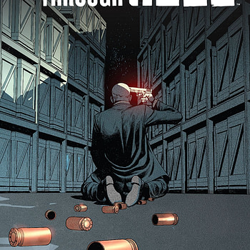 A Walk Through Hell #2 cover by Andy Clarke and Jose Villarrubia
