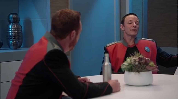 The Orville - Scott Grimes and Mackenzie Astin s02e10