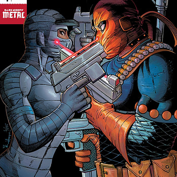Silencer #4 cover by John Romita Jr., Sandra Hope, and Dean White