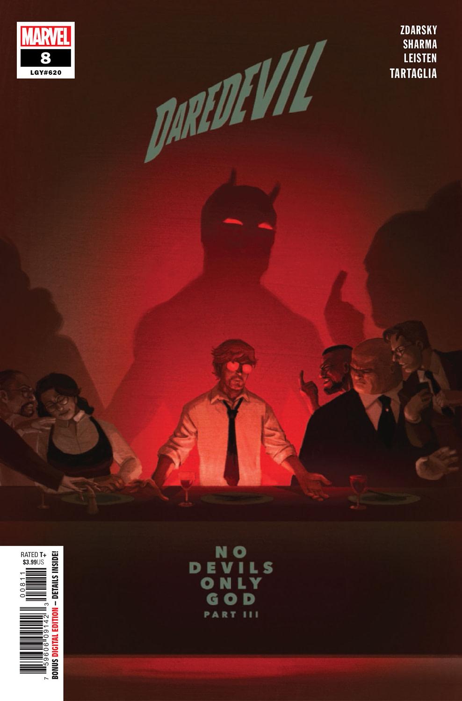 Daredevil #8: Matt Murdoch Goes to a Swingers Party? [Preview]