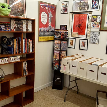 WatchWorks Comics Closes in Mocksville, North Carolina