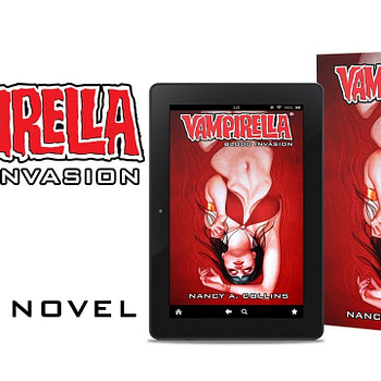 Nancy A Collins Writes Vampirella Novel For New Prose Line, Dynamite Books
