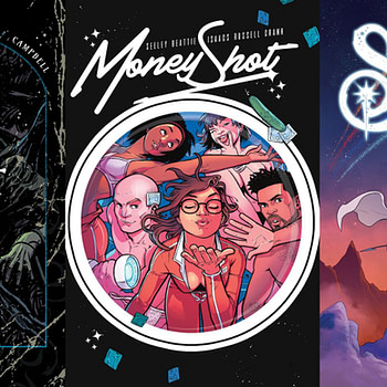 Vault Comics Bring Back Money Shot, The Plot and Sera And The Royal Stars in 2020