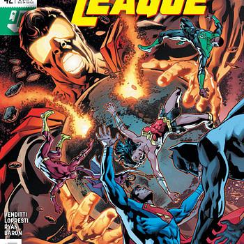 Justice League #42 [Preview]