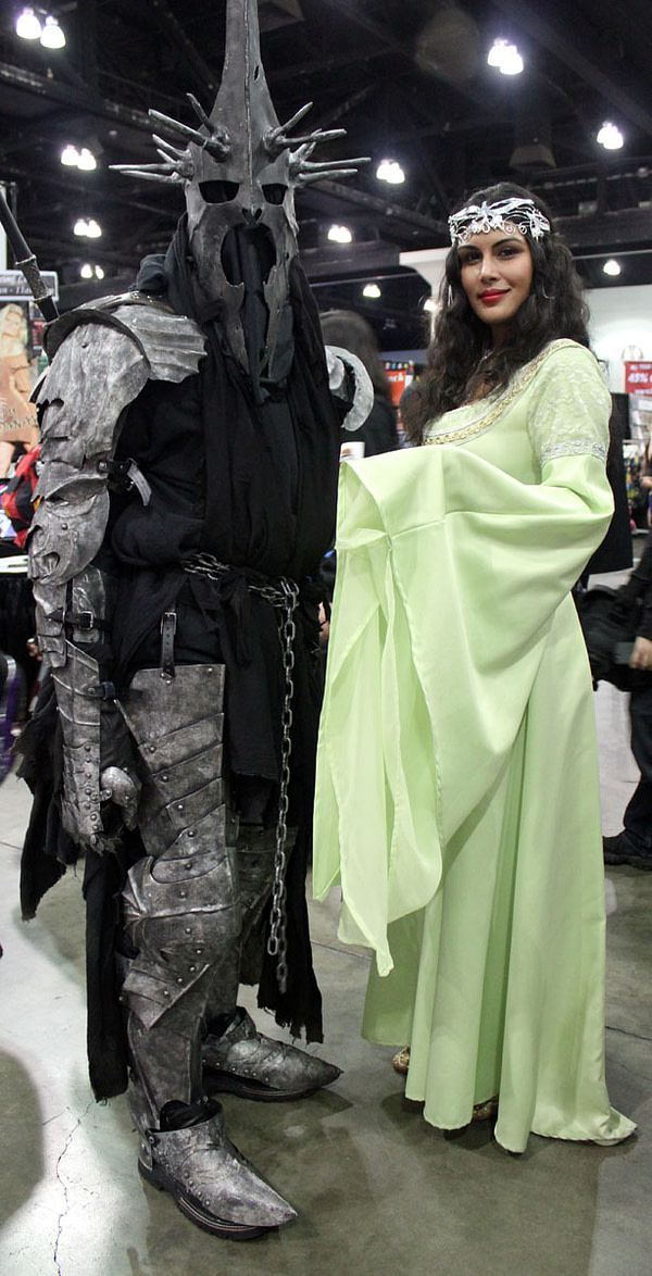 Sauron and Lady